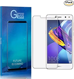 MoKiin Tempered Glass Screen Protector for Huawei Y5 2017, High Transparency Screen Protector, Bubble Free, Anti Scratches Screen Protector Film, 1 Pack