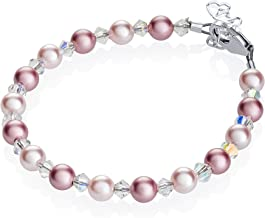 name bracelets for baby girl