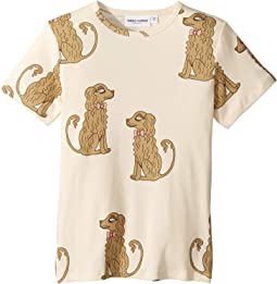 Spaniel Short Sleeve Tee (Infant/Toddler/Little Kids/Big Kids)