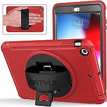 Sponsored Ad - iPad Mini Case, iPad Mini 2 Case, iPad Mini 3 Case, BATYUE Rugged Shockproof Protective Case with 360 Degre...