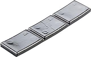 250x Wuchtgewichte Klebegewichte schwarz 30g Klebegewichte Alufelgen Leichtmetallfelgen Reifen