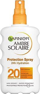 Garnier Ambre Solaire Ultra-Hydrating Shea Butter Sun Cream