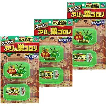 【まとめ買い】スーパーアリの巣コロリ [2個入x3個パック]