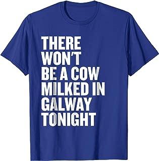 GAA Galway Irish Hurling T-Shirt - Ireland Tee Shirts
