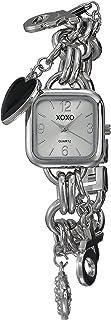 XOXO Women XO5645 Rose Gold Tortoise Bracelet Analog Watch