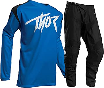 THOR MX SECTOR LINK 2020 - Conjunto de camiseta de motocross ...