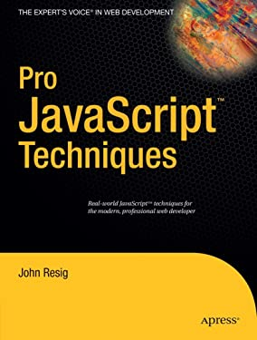 Pro JavaScript Techniques