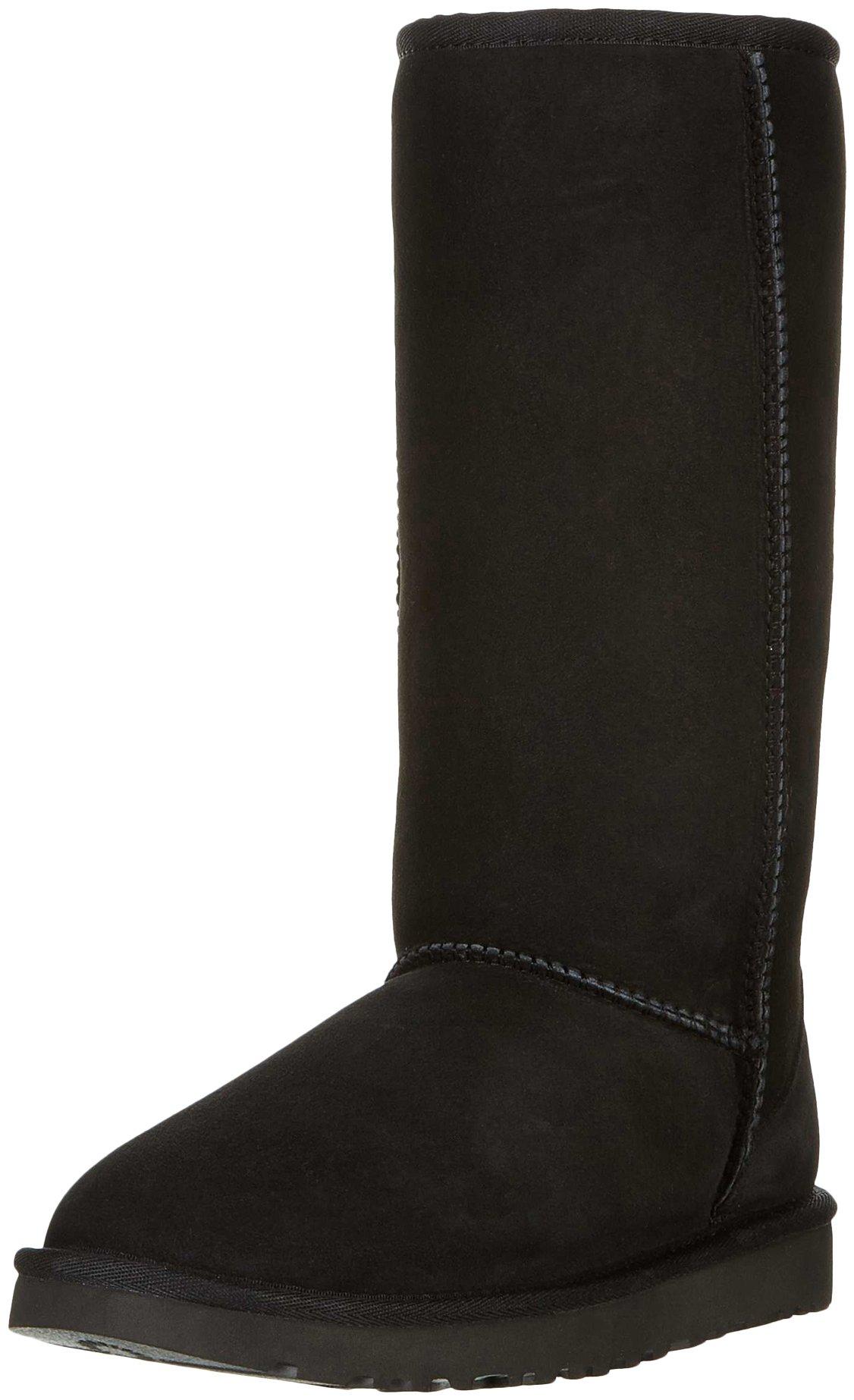 black ugg boots amazon com rh amazon com