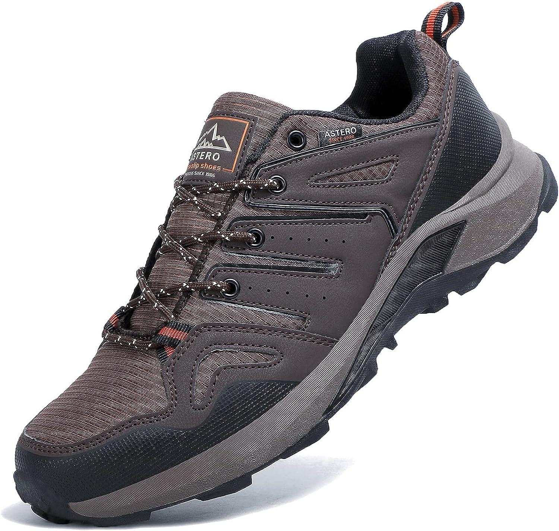 ARRIGO BELLO Max 86% OFF Mens Hiking Shoes Running Max 58% OFF L Outdoor Anti Slip