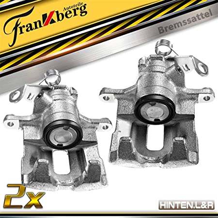 2x Bremssattel Hinten Links Rechts Nb Parts Germany 10047514 Auto