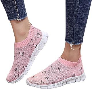 Zapatos Deportivos Casual Zapatillas de Running para Mujer Transpirable Sports Zapatillas para Athletic Sports Sneakers Ca...