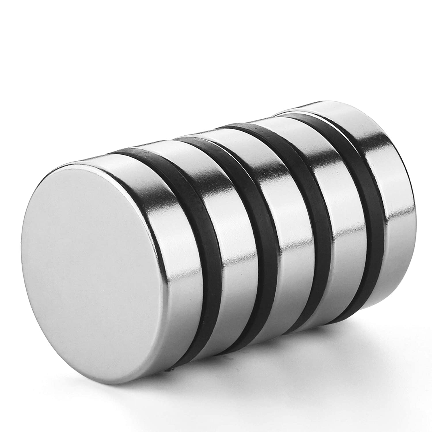 REALTH Magnets Disc Popular popular Very popular! 1.57 Inch Rare Ea Permanent Neodymium Strong