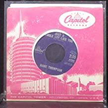 Hank Thompson - She's Just A Whole Lot Like You / There My Future Goes - 7