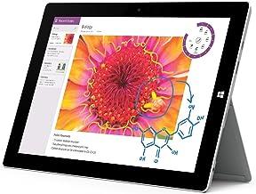 "Microsoft Surface 3 128GB WiFi Tablet 10.8"" Intel Atom - Silver (Renewed)"
