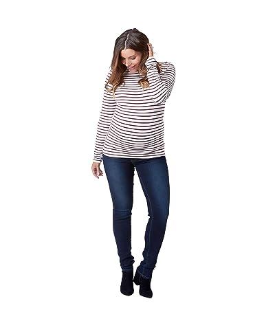 NOM Maternity Liv Long Sleeve Tee