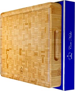 Best qualtry bamboo cutting board Reviews