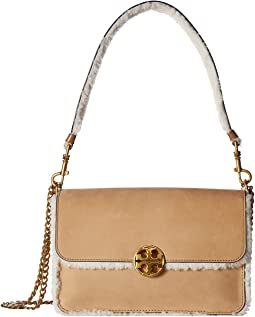 Tory Burch - Chelsea Shearling Shoulder Bag