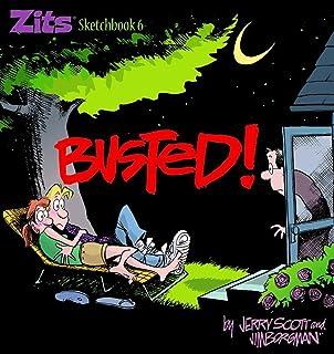 Busted: Zits Sketchbook #6