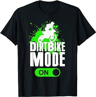 Motocross Dirt Bike Mode On Youth Supercross Racing T-Shirt