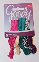 Goody Ouchless Ribbon Elastics 5ct (#07981)
