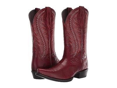 Ariat Tailgate (Sangria) Cowboy Boots