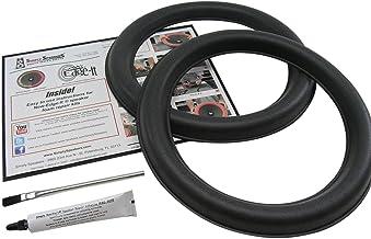 """JL Audio 12"""" Foam Speaker Repair Kit, 12W6v2-D4, FSK-12JLv2 (Pair)"""