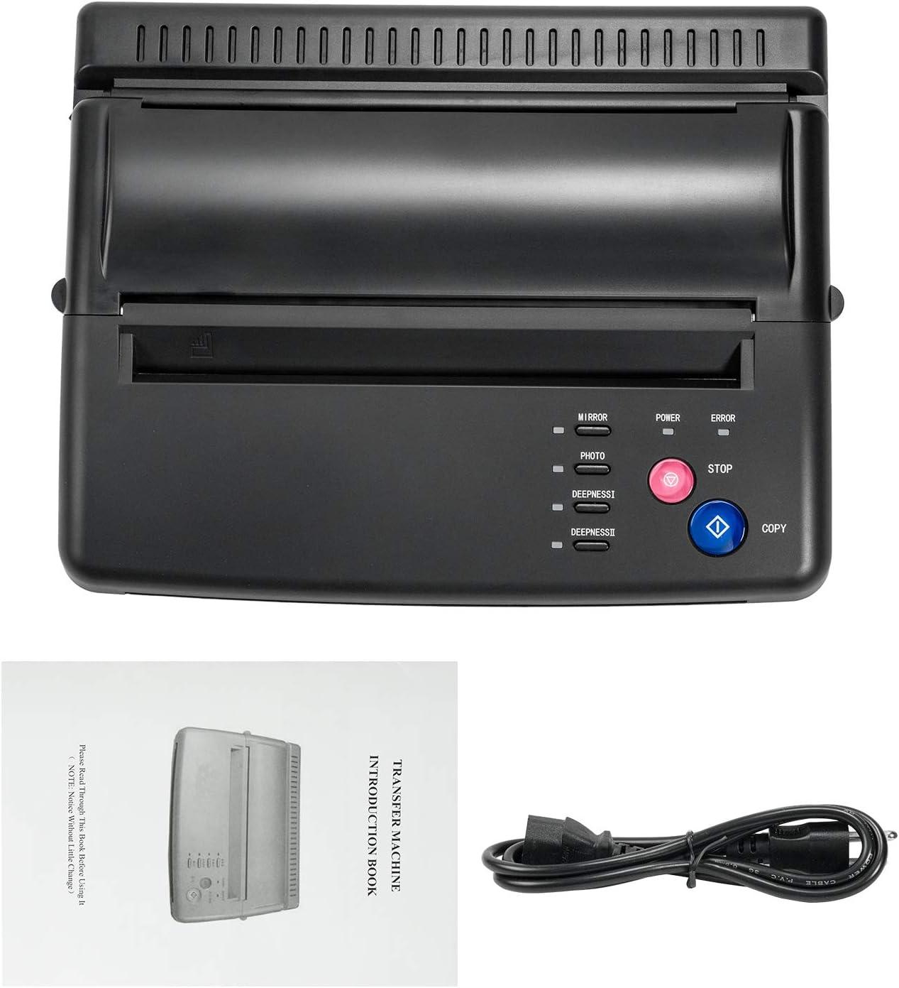 Ranking TOP3 Tattoo Printer Direct store Machine Transfer Stencil Pr