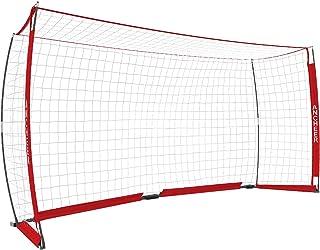 ANCHEER Portable Soccer Goal Net for Kids/Adults - Quick Set-Up Soccer Net for Backyard(12 x 6 ft)