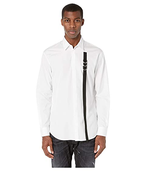 DSQUARED2 Flying Tape Relaxed Dan Shirt