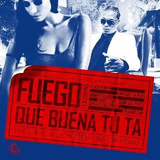 Que Buena Tu Ta Chosen Few D R Remix (feat. Black Point, Mozart La Para, Los Pepes, Monkey Black, Sensato del Patio & Villanosam)