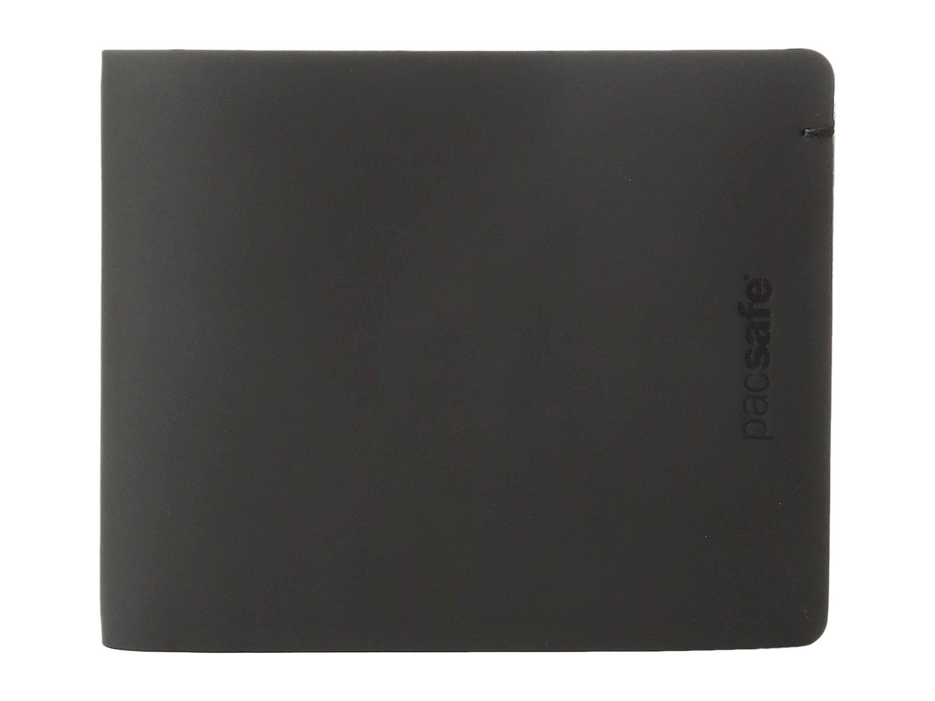 Black Rfidsafe Tec Pacsafe Bifold Wallet dZgIwHq6