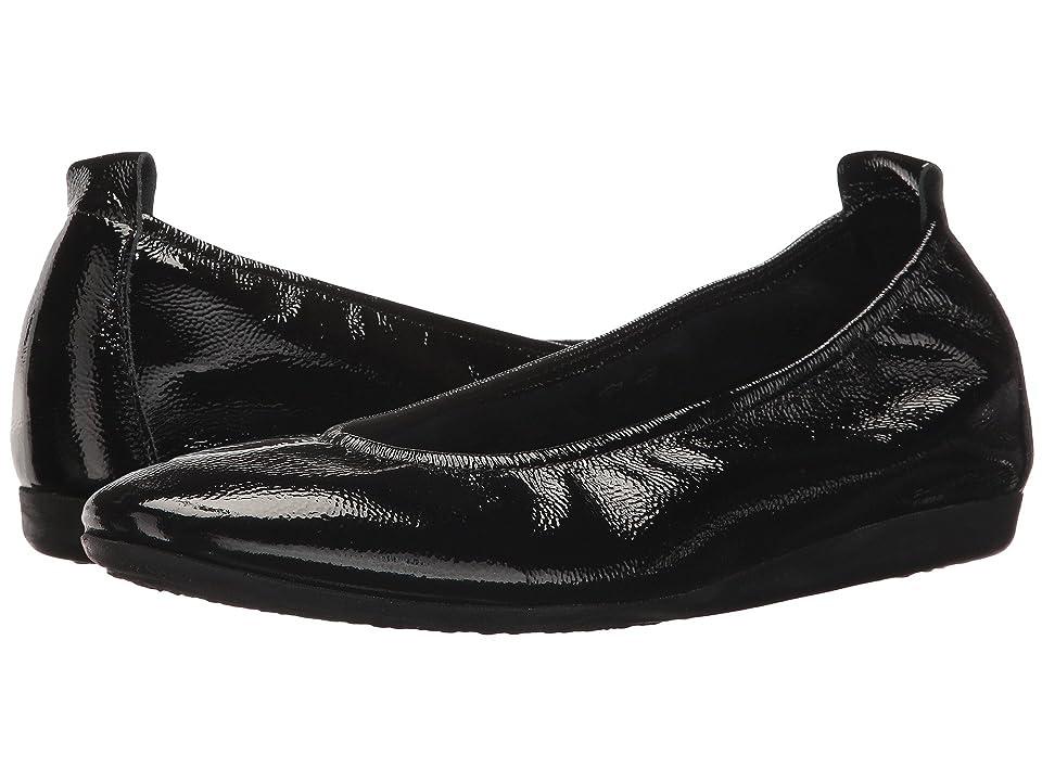 Arche Laius (Noir Patent Leather) Women