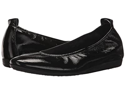 Arche Laius (Noir Patent Leather) Women