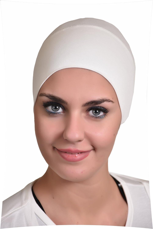Off White Under Scarf Tube shape Cap (Hijab Accessory) Hijab Cape Hijab