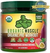 paleo pre workout supplement