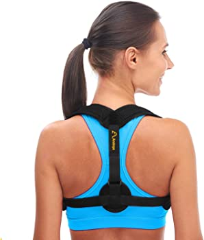 Andago Back Effective and Comfortable Posture Corrector for Men and Women