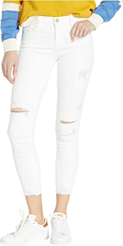 835 Mid-Rise Crop Skinny in Zealous