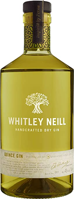 Whitley Neill Quince Gin, 700 ml