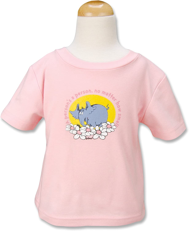 Dr. Seuss Horton Pink TShirt