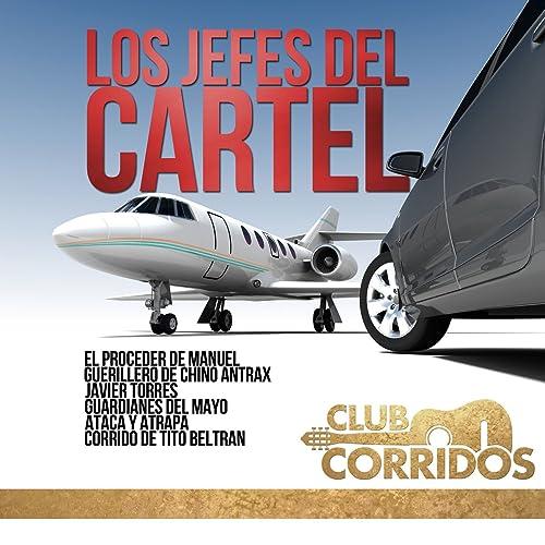 Cartel de Medellin by El Puma De Sinaloa on Amazon Music ...