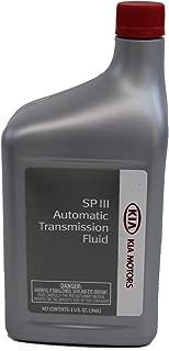 Genuine Kia Fluid UM010-CH002 SPIII Automatic Transmission Fluid