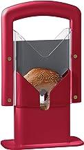 "Hoan The Original Bagel Guillotine Universal Slicer Guillotine Rouge 9,25"""