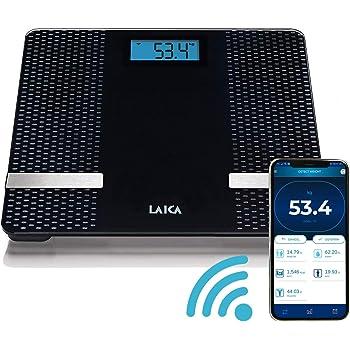 Uten Bilancia Pesapersone Elettronica Wireless Ricaricabile Professionale...