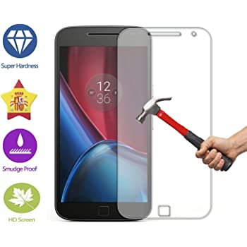 Todotumovil Protector de Pantalla Motorola Moto G4 Plus de Cristal ...
