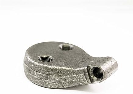 Balais de Charbon Asein 0847 pour Outils /Électriques Makita Remplace les pi/èces dorigine CB-154 0,26x0,53x0,63 inch Dimensiones 6,5x13,5x16 mm