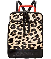 Marc Jacobs - The Retro Backpack Leopard