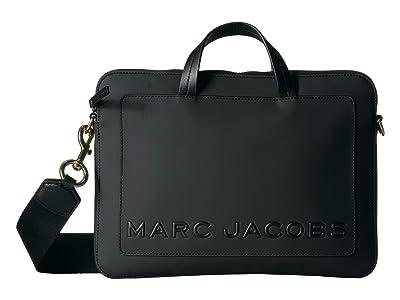 Marc Jacobs 13 Computer Case (Black 2) Computer Bags