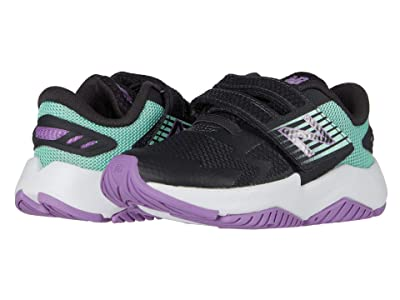 New Balance Kids Rave Run v1 (Infant/Toddler) (Phantom/Neo Mint) Girls Shoes