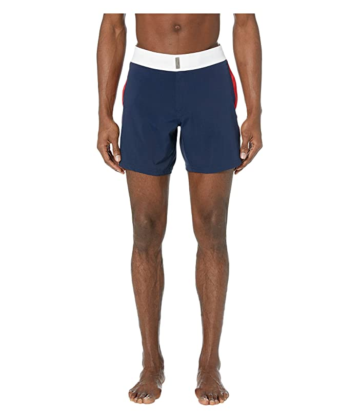 Vilebrequin Superflex Tricolor Merle (Navy) Men