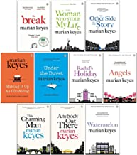 Marian Keyes Collection 10 Books Set (The Break,Woman Who Stole My Life,Other Side Of The Story,Making It Up As I Go Along...